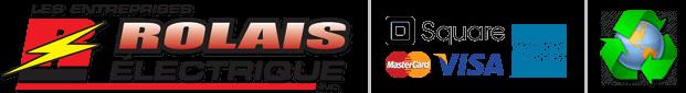 Électricien Logo
