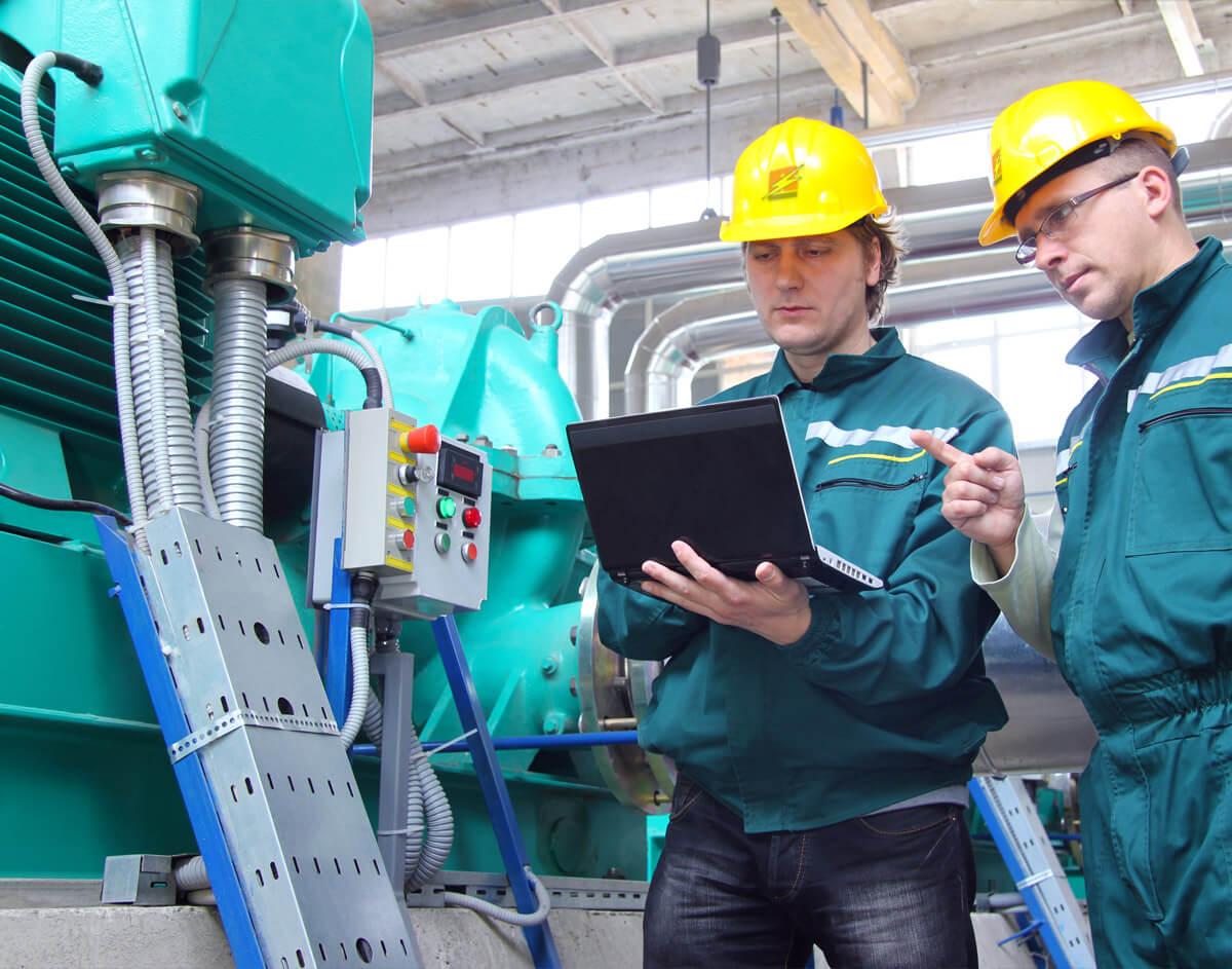 électricien industriel au Québec