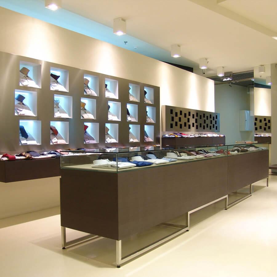 LED boutique de bijoux