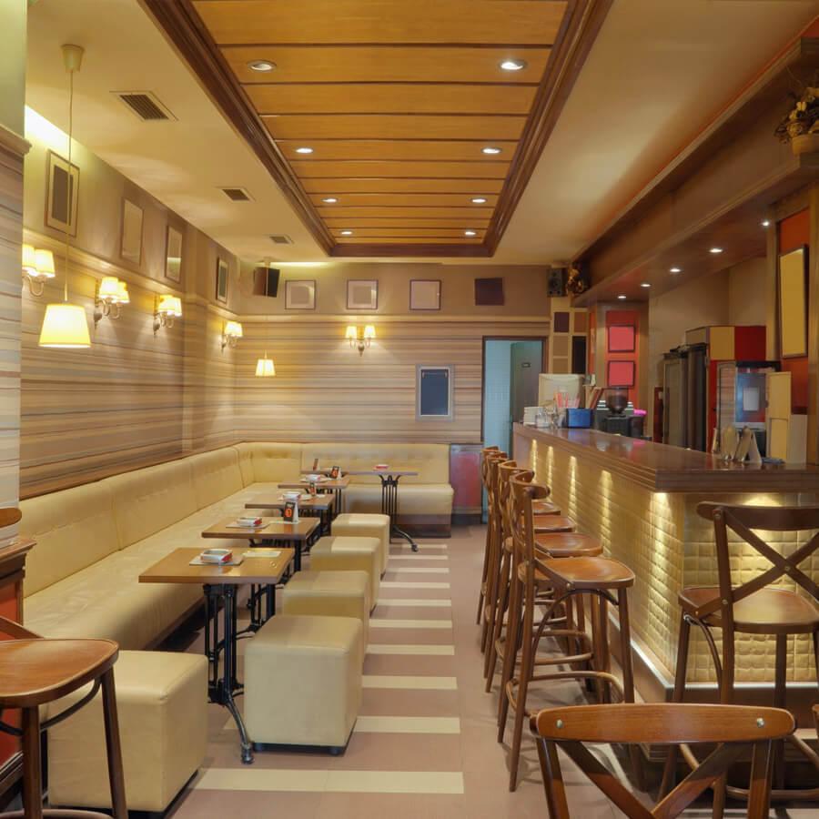 LED eclairage restaurant