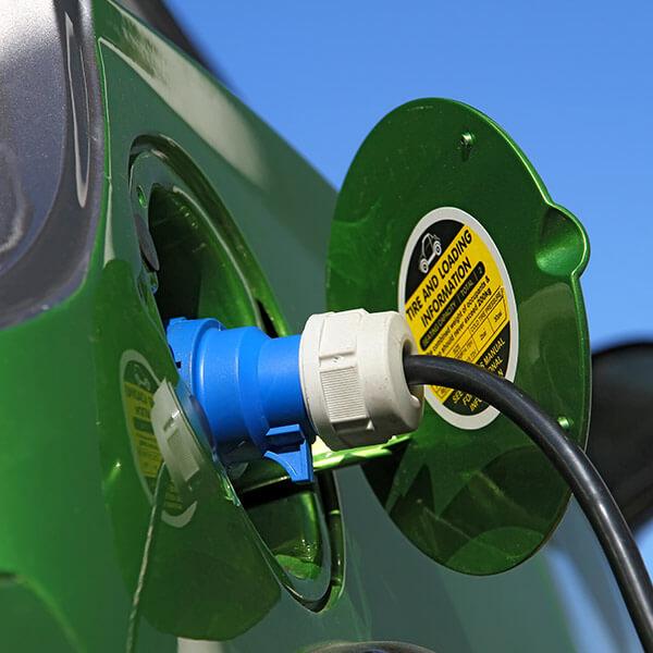 borne recharge électrique automobile