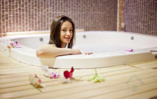 branchement spa piscine electricien go