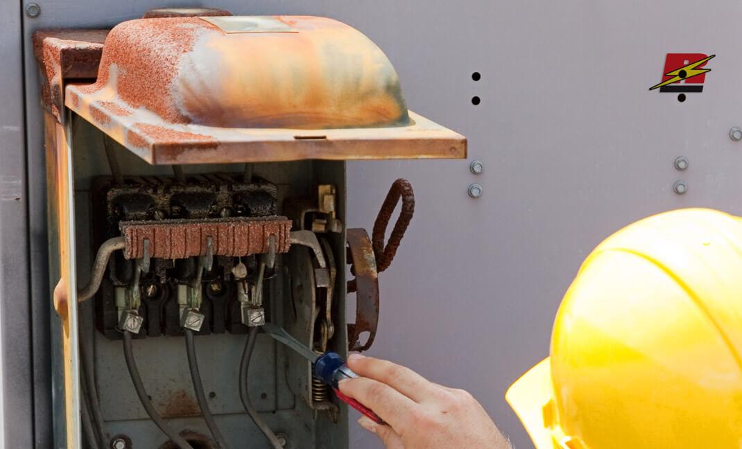 Électricien après sinistre - Assurances