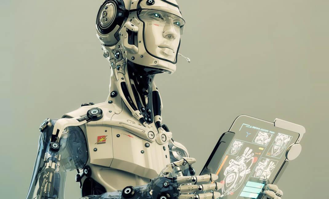 Système robotique - installation