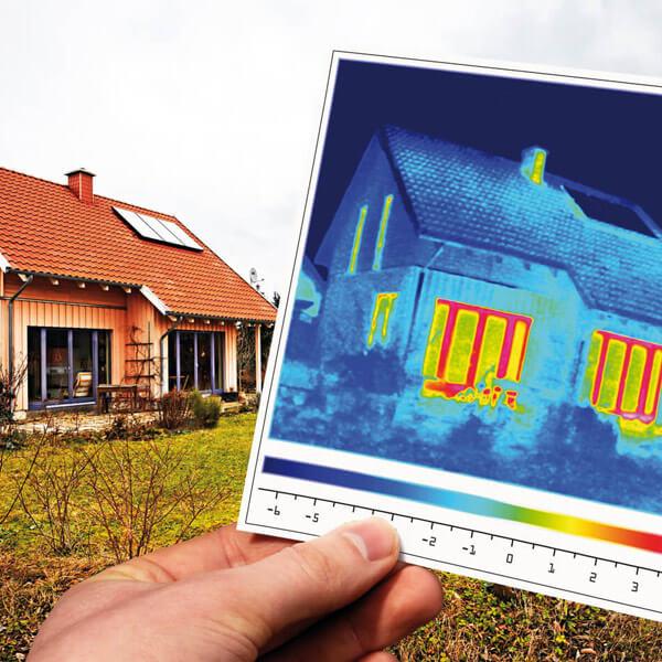 Électricien thermographie