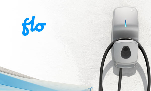 Flo - Borne de recharge électrique